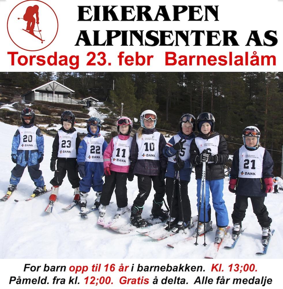 EIK 23.2 BARNESLALÅM