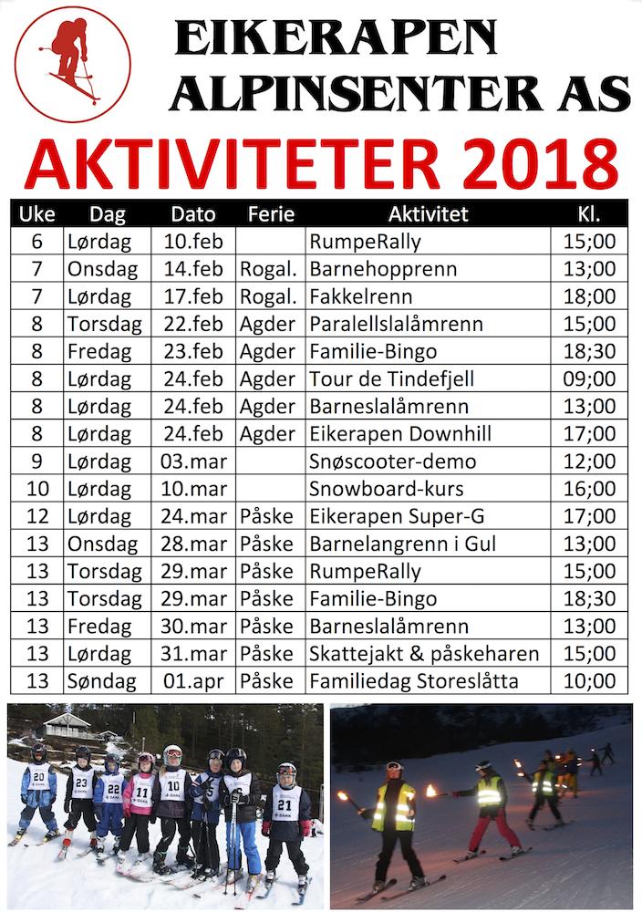 EIK AKTIVITETSPLAN 2018-kopi