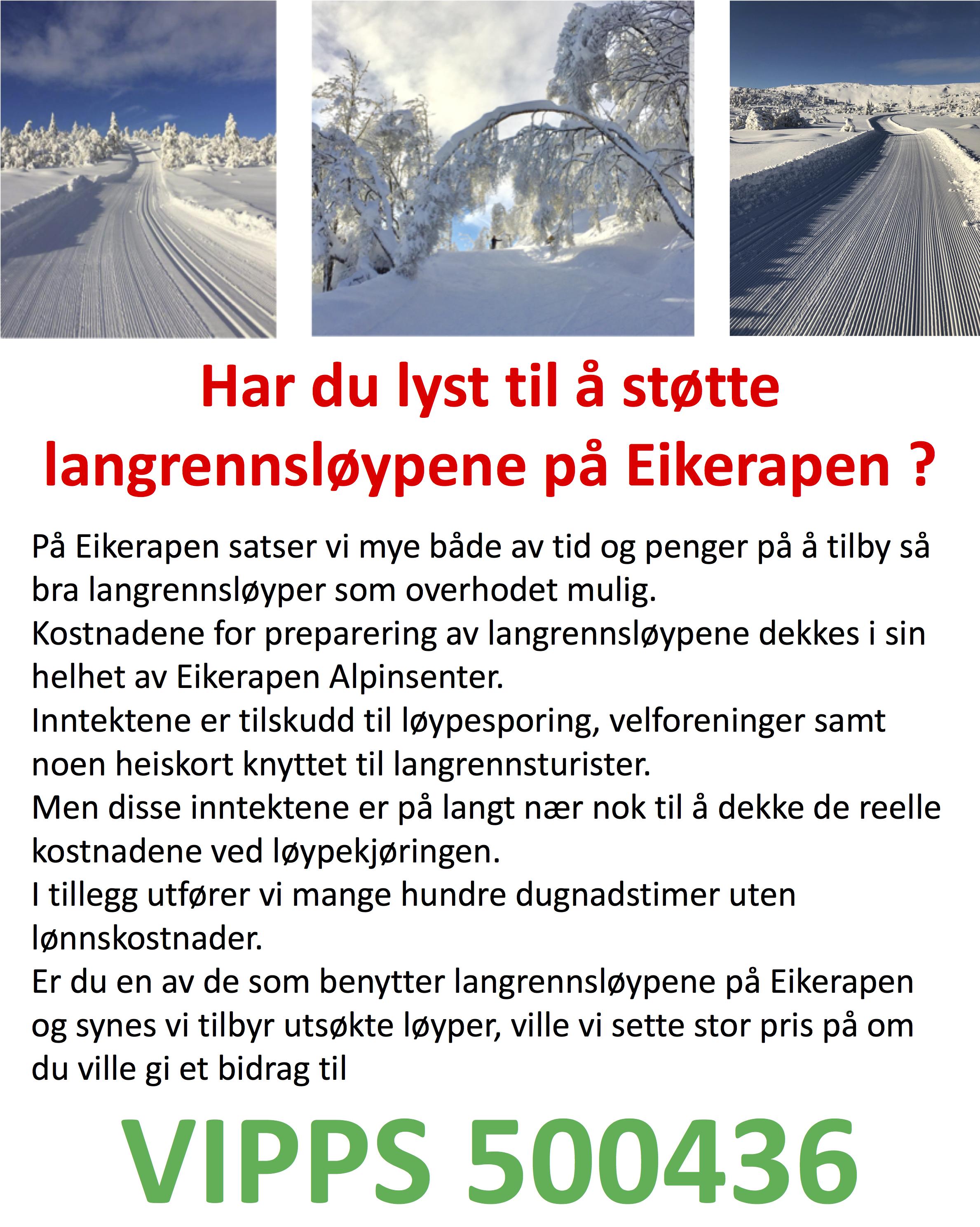 EIK SPONS LANGRENNSLØYPER-kopi